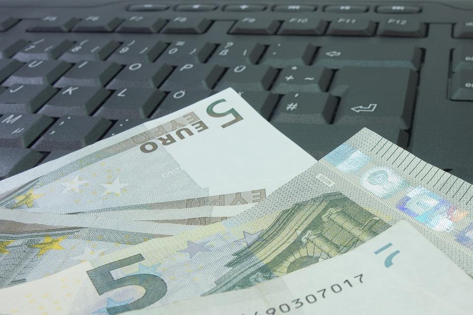 eura u klávesnice