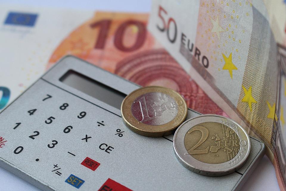 počítačka a eura